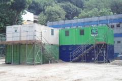 Rentcon Containers Serviços públicos Construção da linha 04 Metrô Rio_02
