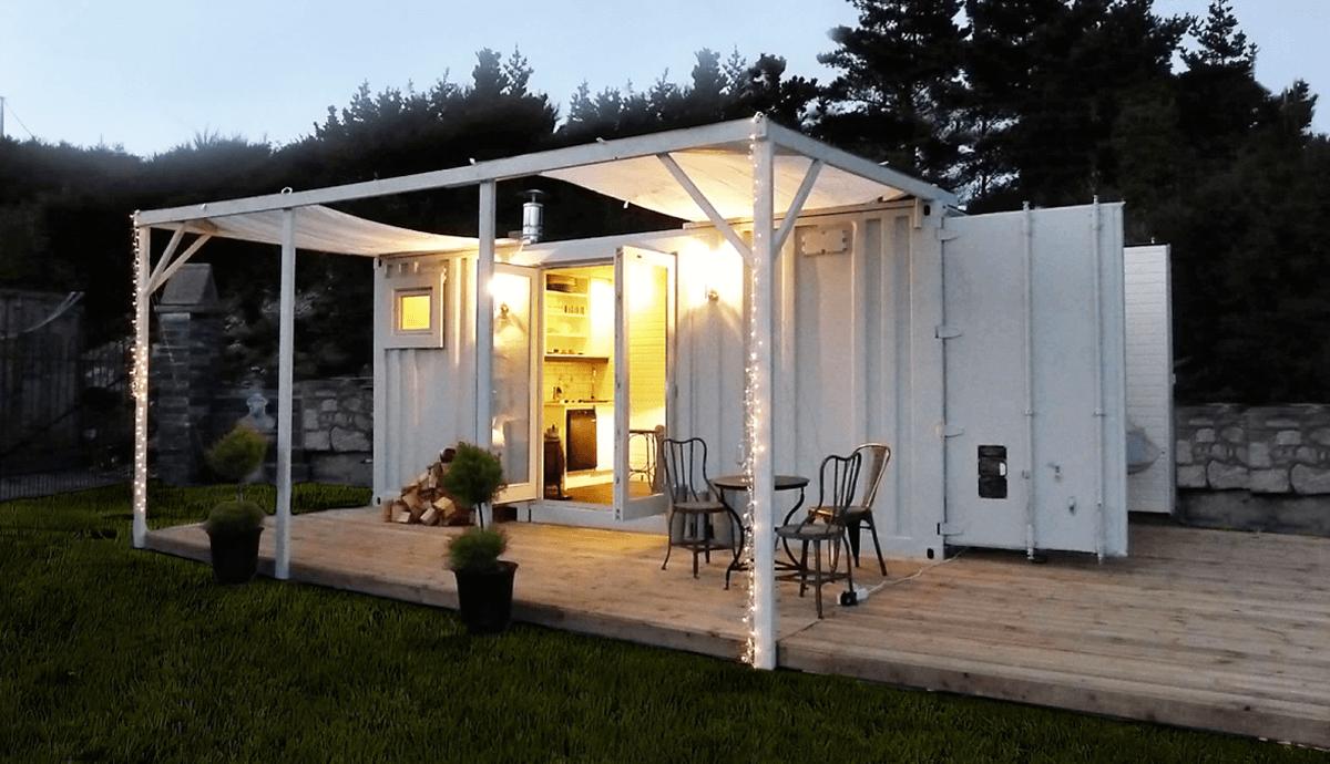 Projeto Container Casa