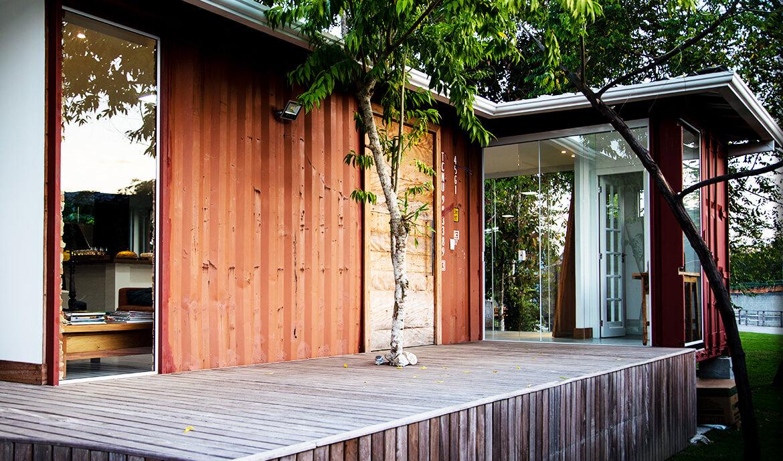 Projeto Container Casa Angra