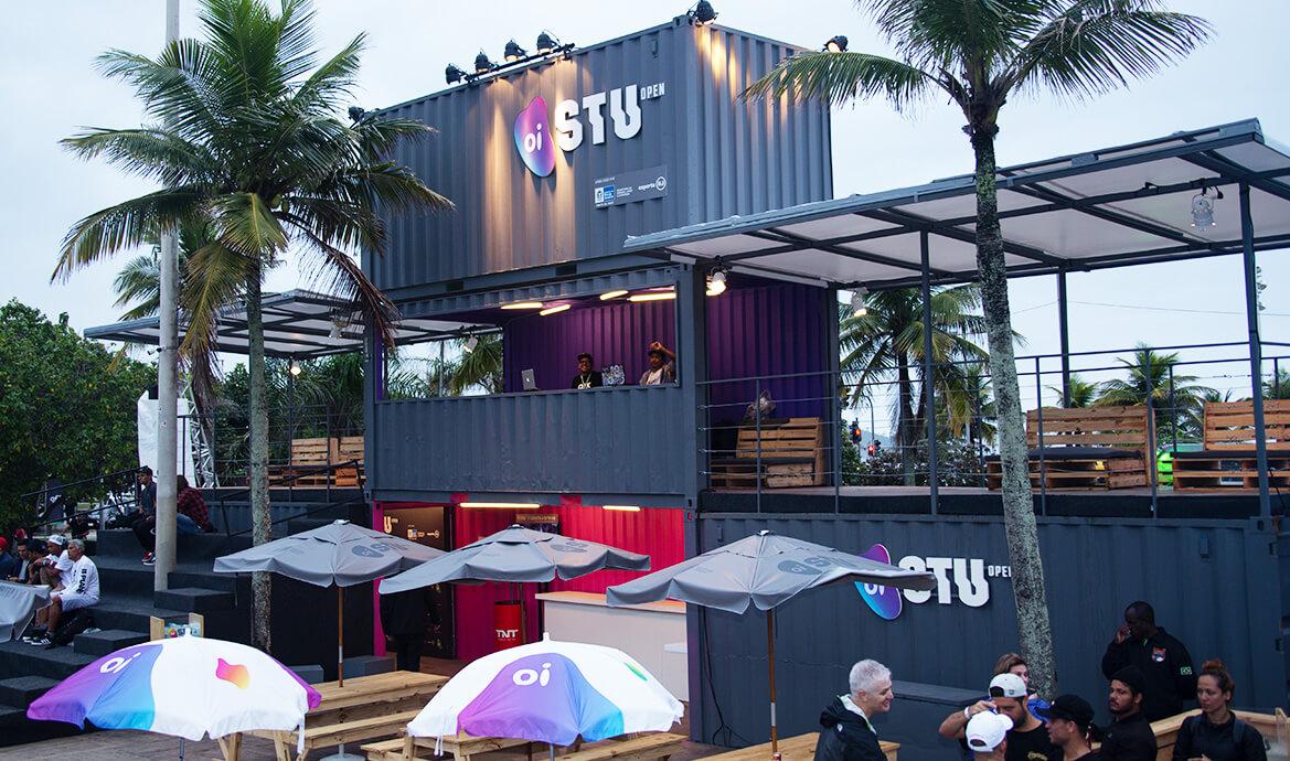 Projeto Container Eventos STU