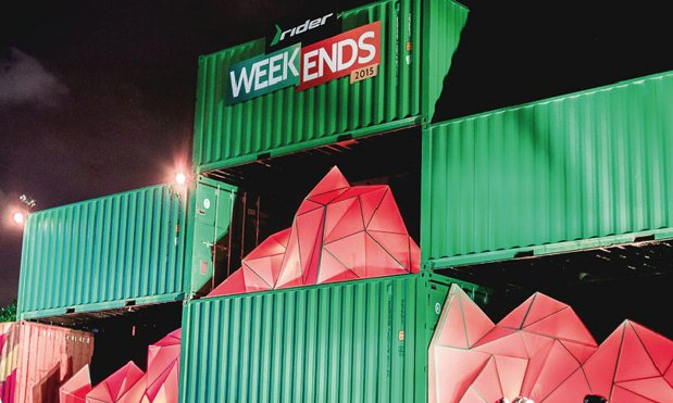 Rentcon eventos container