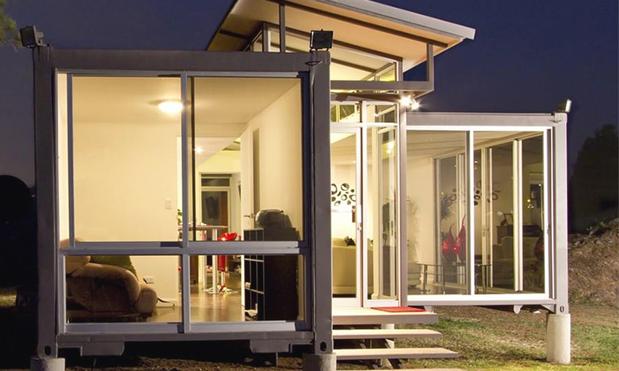 Casa Container – Uma escolha alternativa para morar.