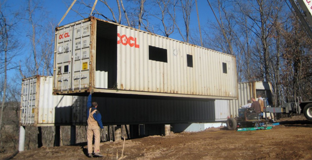 Construção com container: O que você precisa saber – Parte II