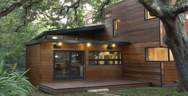 Casa container: Revestimento Termo Acústico