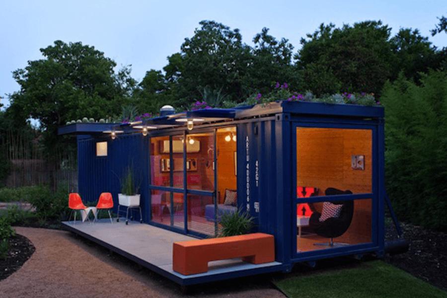 Rentcon: Casa Container e o movimento Tiny House