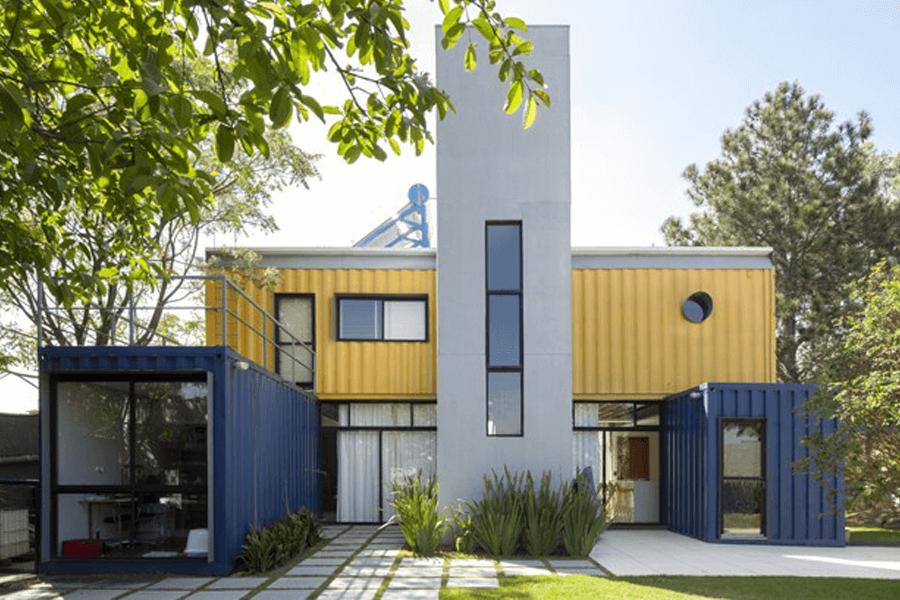 Vantagens de ter uma casa container – RENTCON