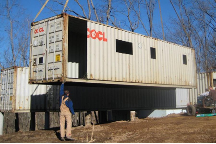 Tudo o que você precisa saber sobre construção com container – Parte I