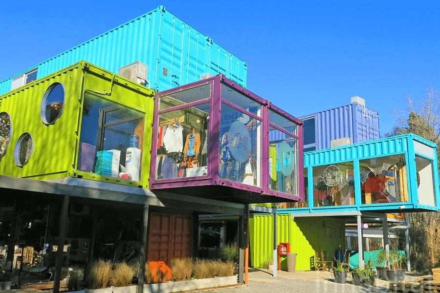Dicas para uma construção em container sustentável