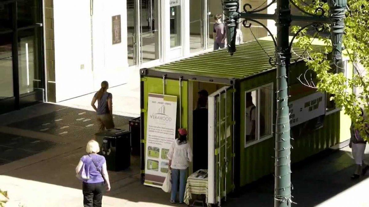 Escritórios container são solução para pequenos espaços