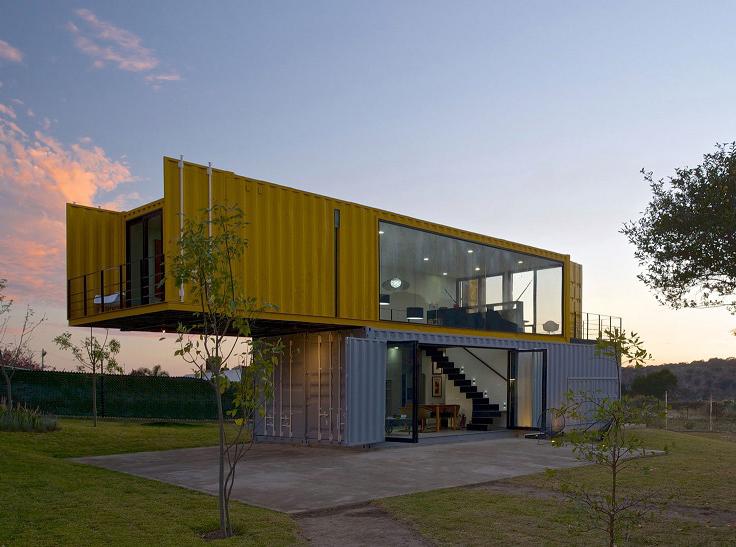 Casas Containers no RJ