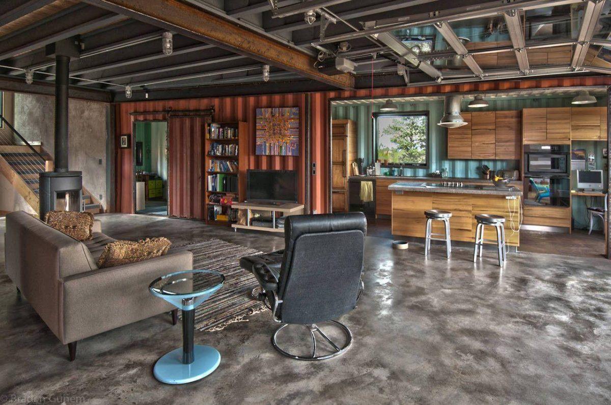 Casas Container: Decoração e Mercado imobiliário