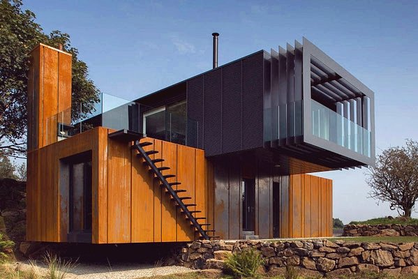 Como seria uma casa em um container? Tire suas dúvidas!