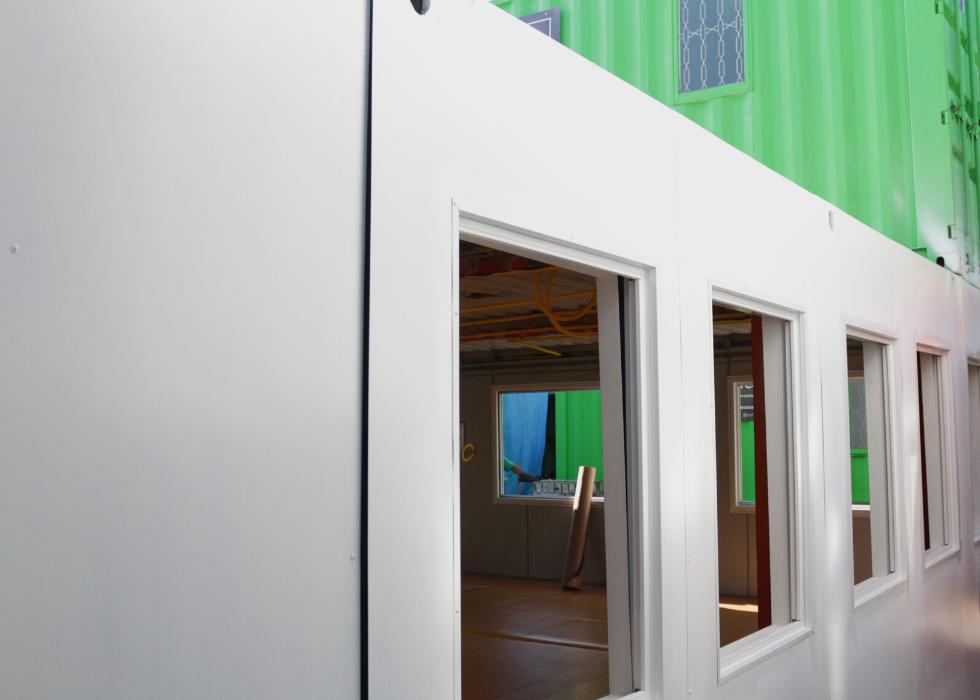 Construção em Container em momentos de crise: solução rápida e eficiente
