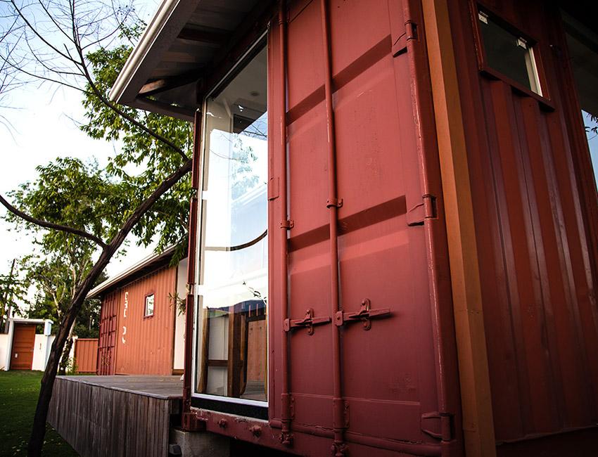 Casa Container Você conhece essa tendência