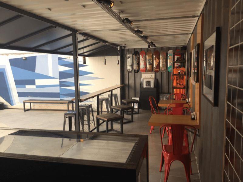 Rentcon Containers Eventos - Bar 399 - 2018